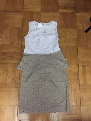 Новый летний костюм, хлопок Vis-a-Vis, размер 46-48