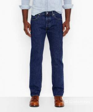 джинсы Levis 501 Original Fit Jeans , р36/36