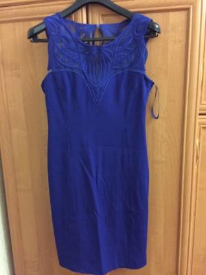 Стильное платье на 46-48 размер