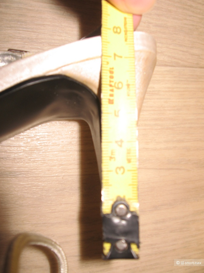 Gracelend новые туфли размер 40