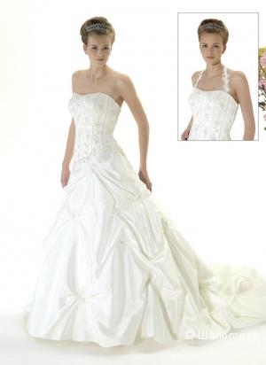 Платье свадебное Sincerity (Великобритания) размер 44-48