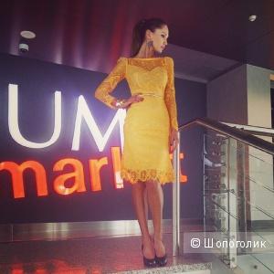 Пристрою новое шикарное дизайнерское платье из лимитированной коллекции Джемала Махмудова (MD).