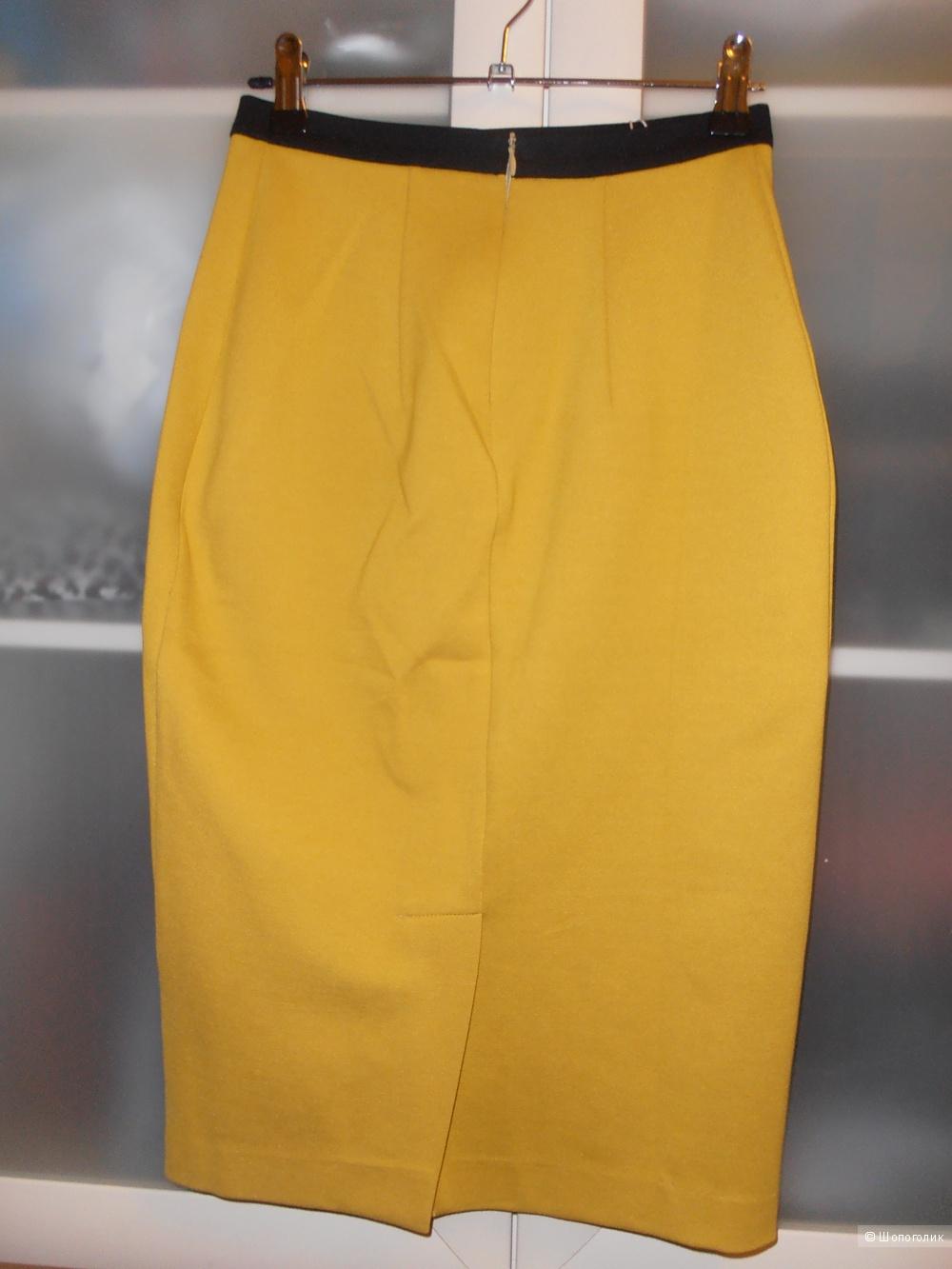 Пристрою новую дизайнерскую юбку-карандаш из коллекции Джемала Махмудова (MD).