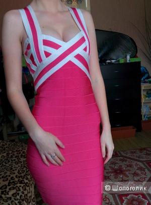 Новое платье herve leger