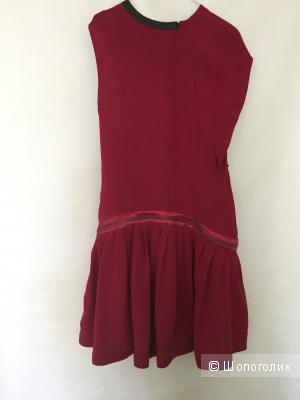 Шелковое платье Ohne Titel, размер 44-46