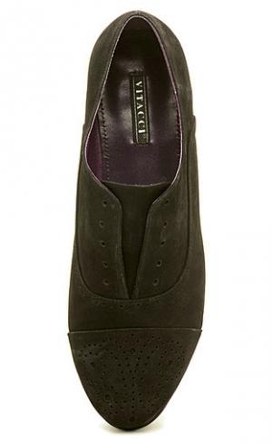 Оксфорды Vitacci, шнурки есть, 38-й размер