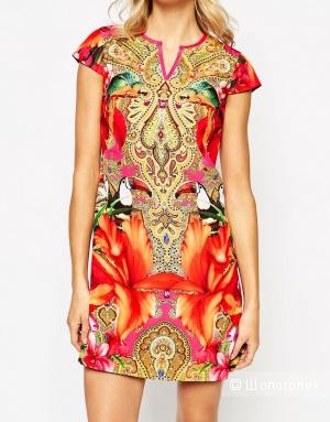 Продам платье с туканами Ted Baker