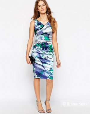 Продам яркое платье Coast Abelisa UK10 новое