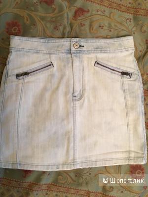Новая джинсовая юбочка Abercrombie.