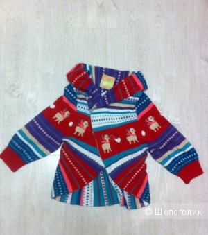 Продам кофту-свитер Crazy 8 5T