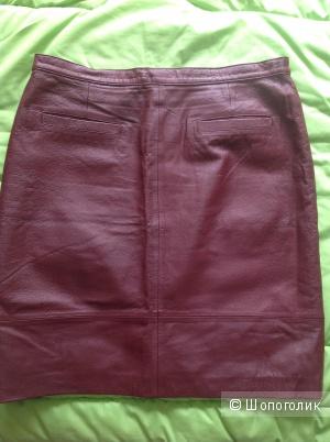 Кожаная юбка For Women, размер 16