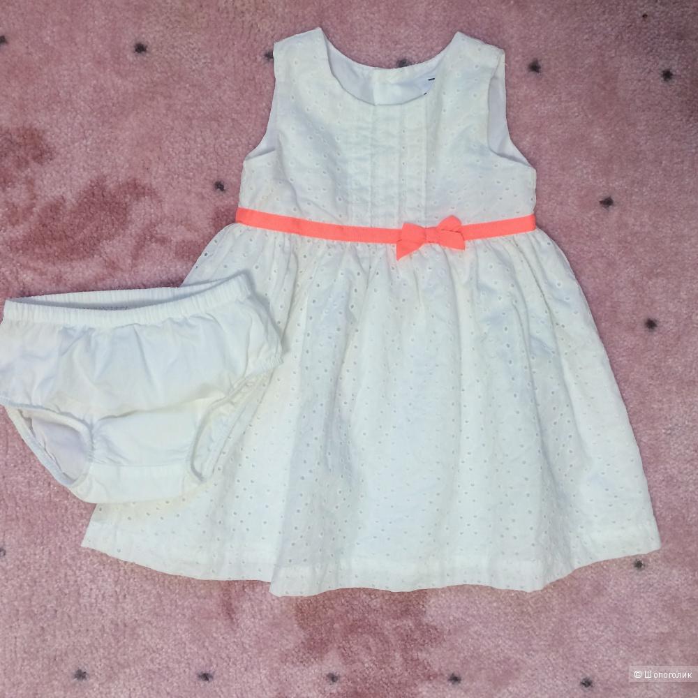 Новое платье Carters