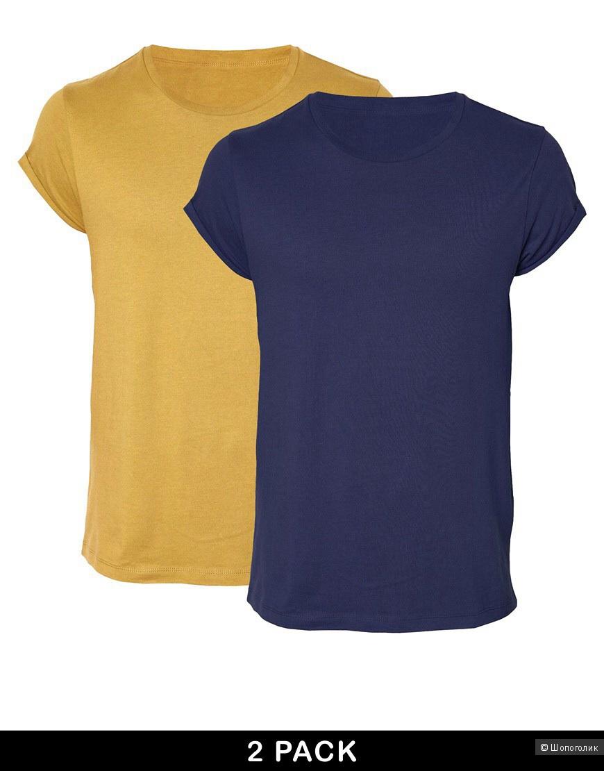 Новые футболки Asos