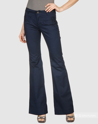 Классические брюки SEE BY CHLOÉ
