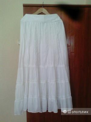 эффектная юбка