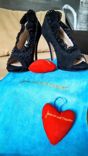 Туфли замшевые Jean-Michel Cazabat