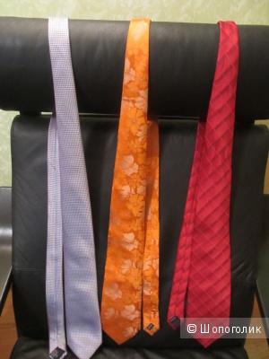 Новые мужские галстуки шелк T Mason McMillan Conti