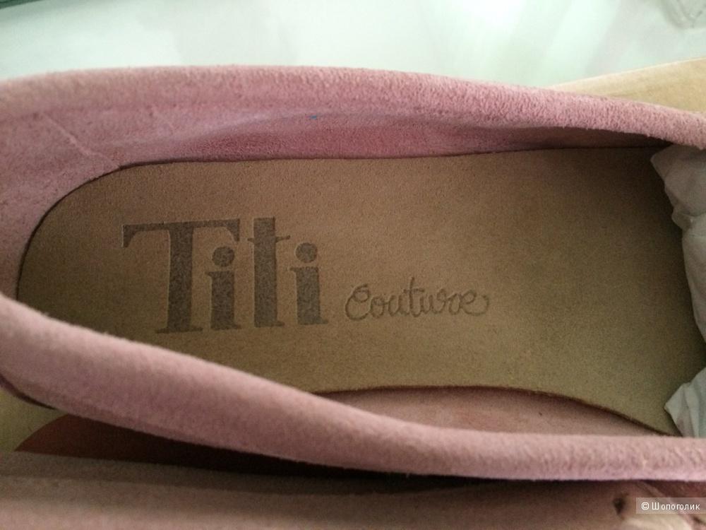 Мокасины Titi Couture