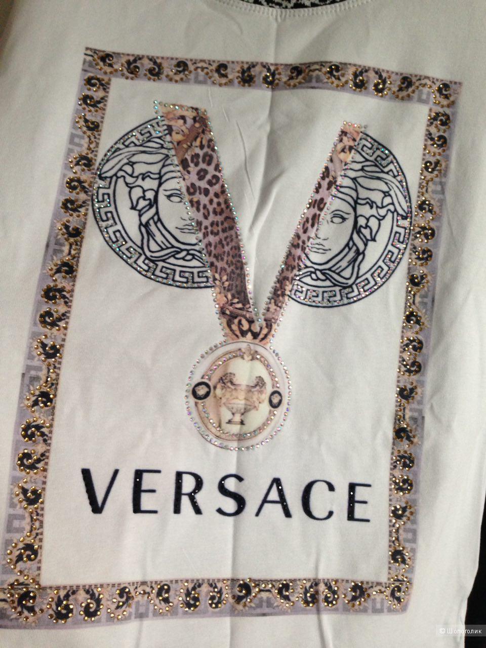 Майка Versace