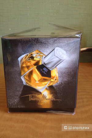 Флакон Angel Les Parfums de Cuir Thierry Mugler для женщин полный, 30/30 мл, без одного пшика, лимитка 2012 г, редкость,  выпyщен к 20-летию дома Thierry Mugler