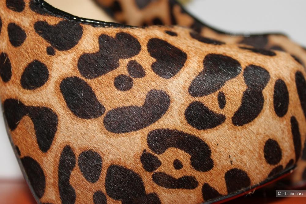 Леопардовые туфли Vitacci