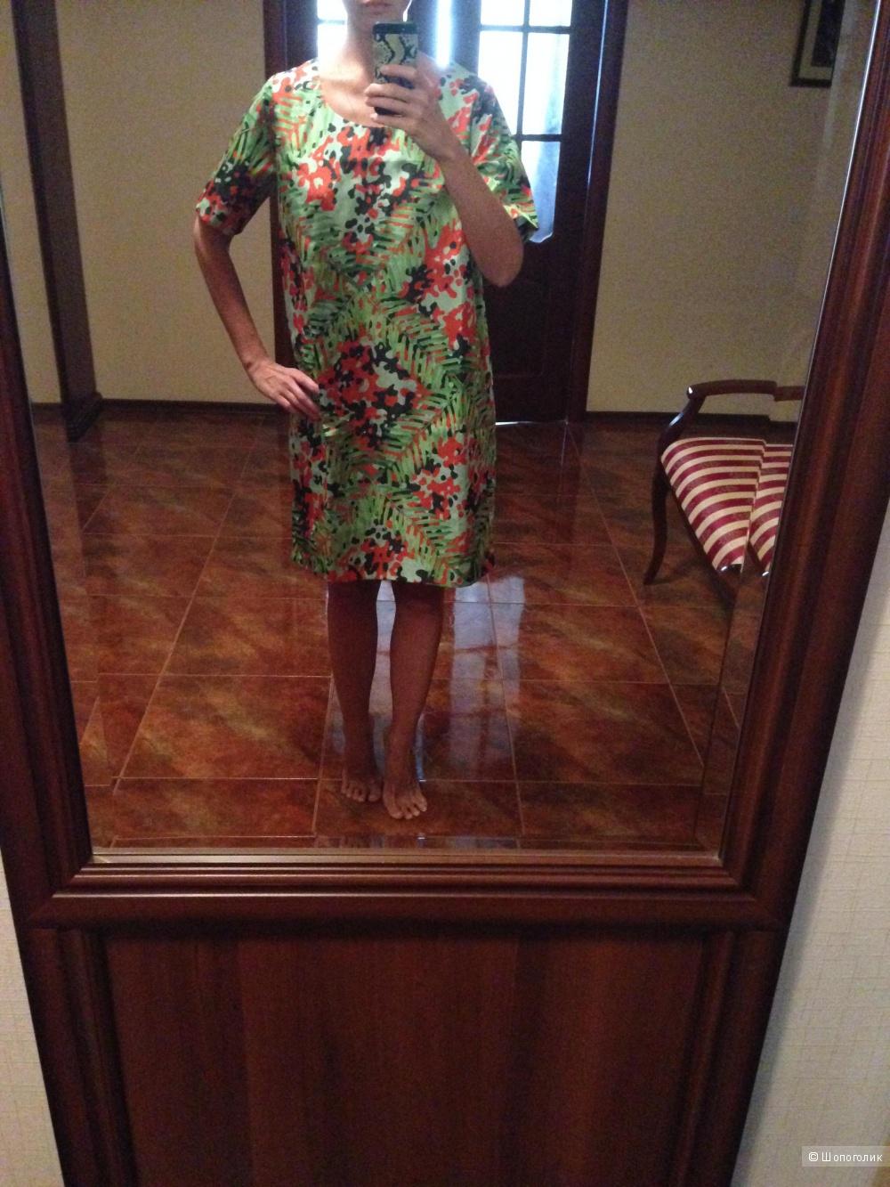 Платье Flage Италия, на 46 Российский размер