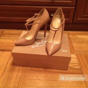 Элегантные туфли Christian Louboutin. Оригинал