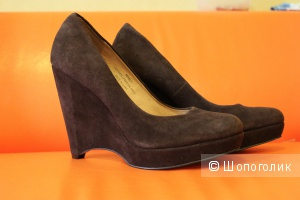 Новые замшевые туфли Matisse 39 размер