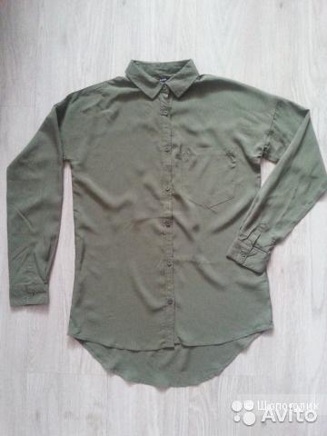 новая рубашка размер XS