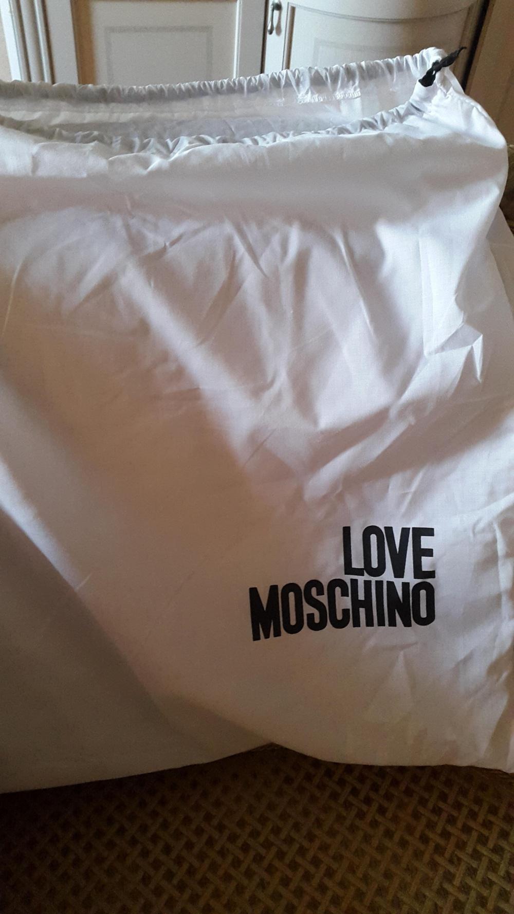 Новый рюкзак  Love Moschino