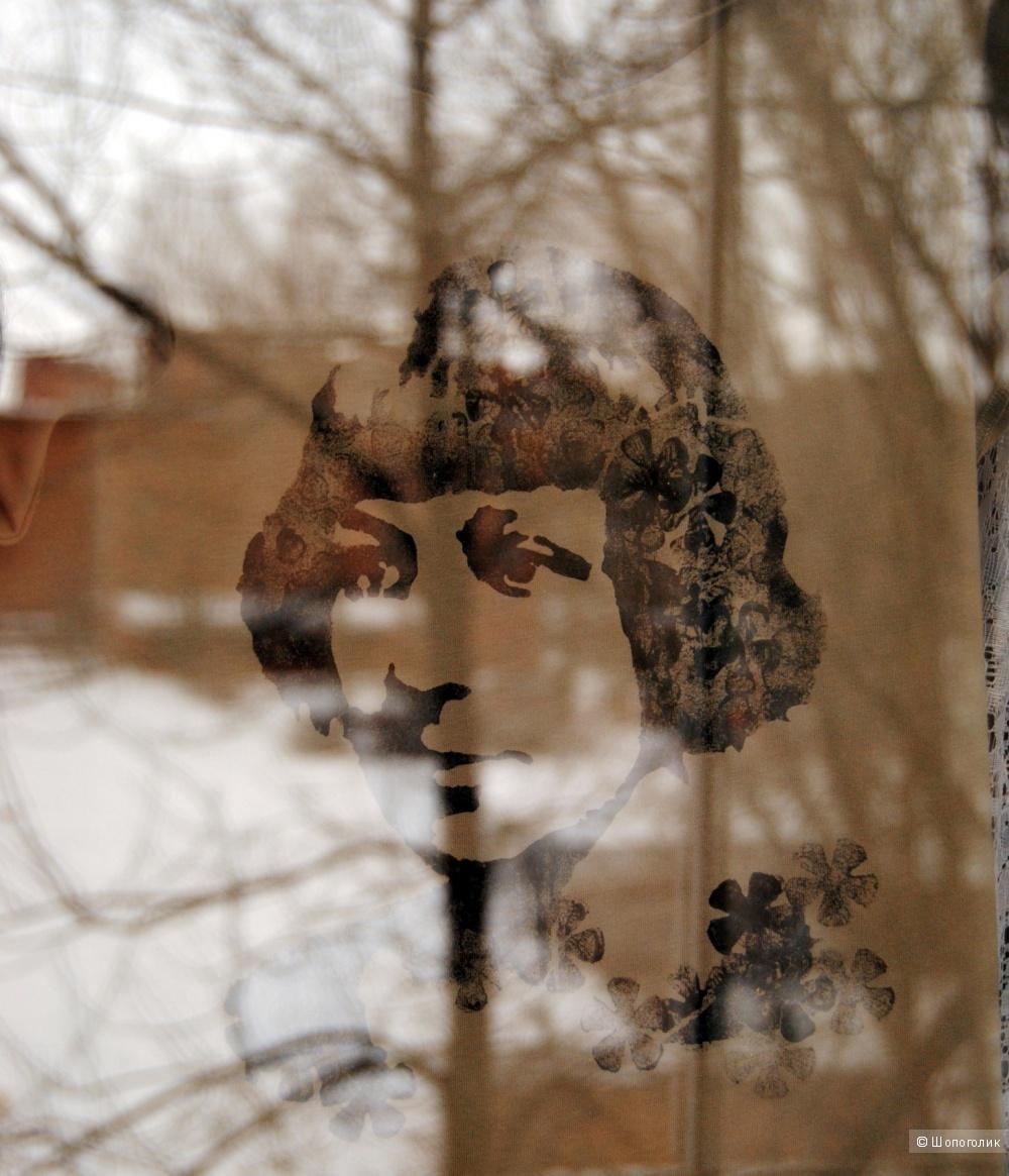Футболка ASOS с изображением Марины Цветаевой