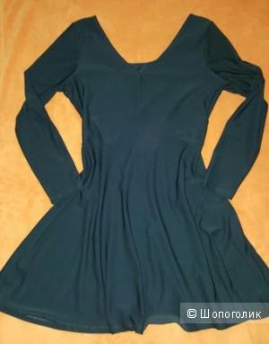 Платье зеленого цвета размер L (46-48 российский) Befree