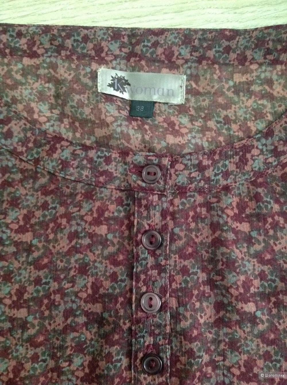 Новая блузка, размер 38 (44)