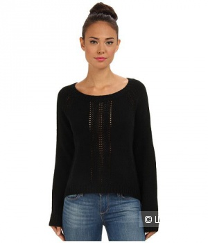 Черный свитерок BB Dakota Lana Sweater размер S,можно на М и на S.