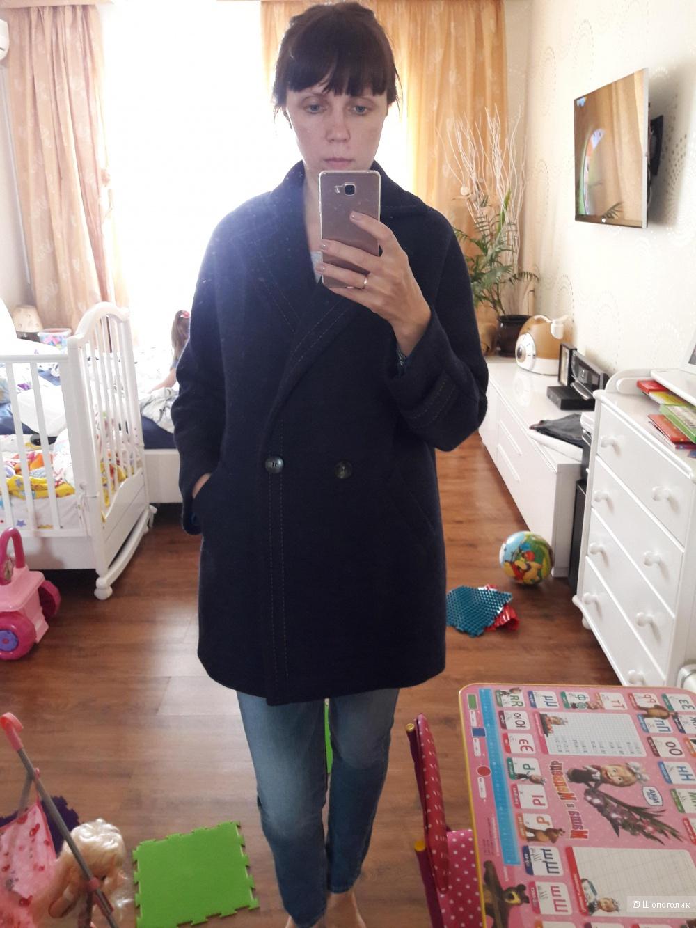 Женское брендовое пальто Moiche, 42 il.