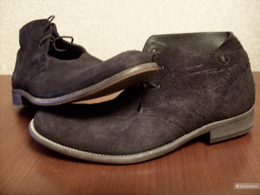 Ботинки Allsaints Ridge Boot размер UK10-EU44