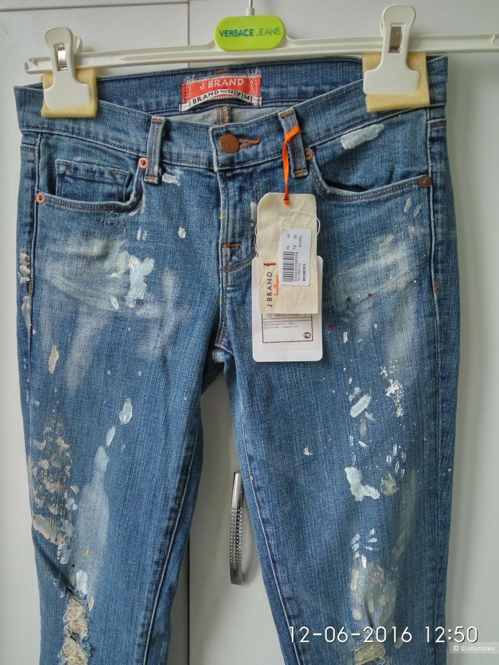 Пристрою новые джинсы J Brand