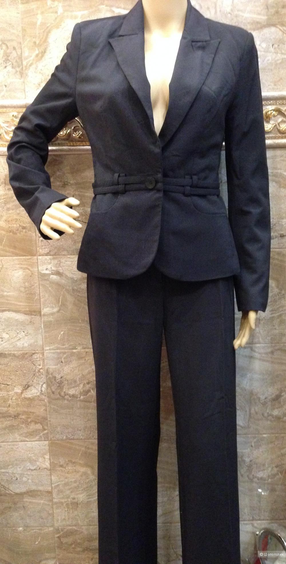 OGGI строгий брючный костюм для работы р.42-44