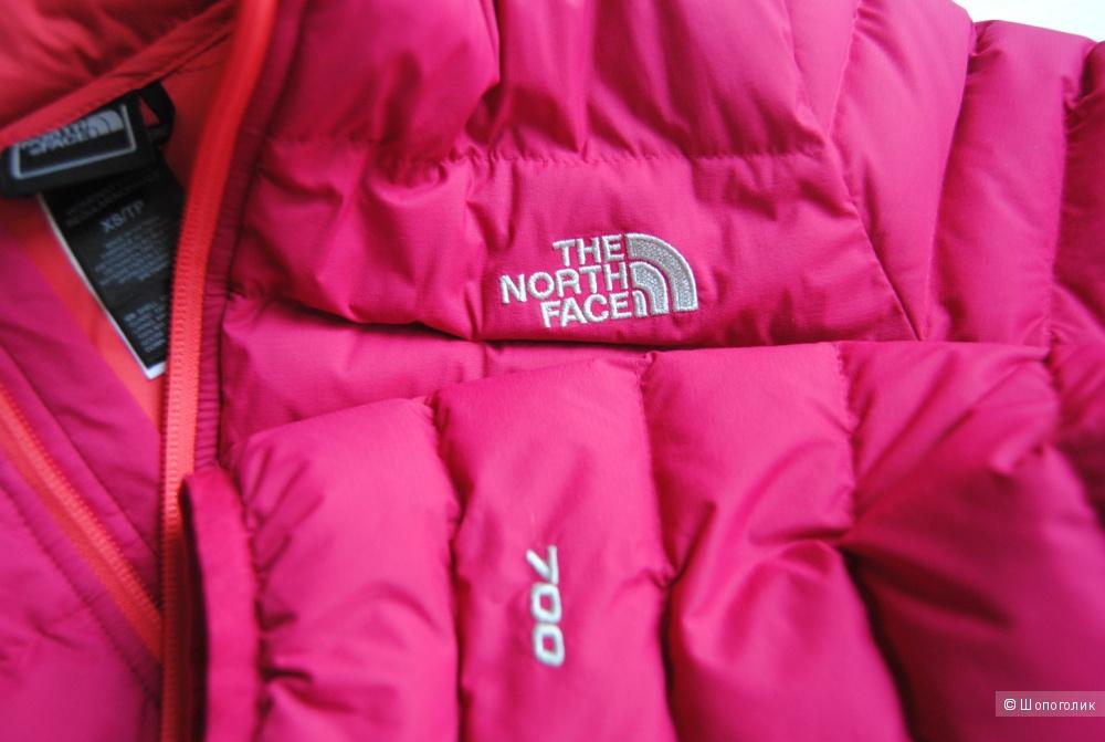 Готовь сани летом, или Куртка утепленная the North Face XS