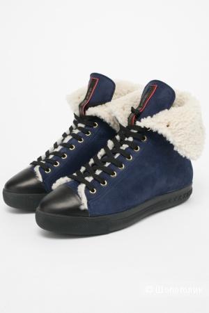 Утепленные ботинки Grand Style 38 размер новые