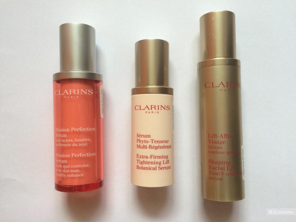 Сыворотки для лица Clarins