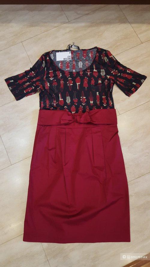 Новое платье Love Moschino 44 IT