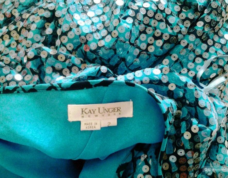 Шикарное платье от Kay Unger