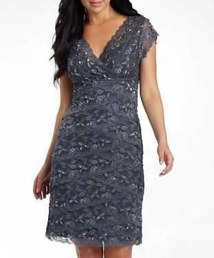 Коктейльное платье р. 42