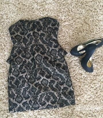 Платье+туфли (фирма Kira Plastinina).