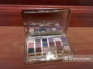 Тени Estee Lauder Deluxe EyeShadow Compact