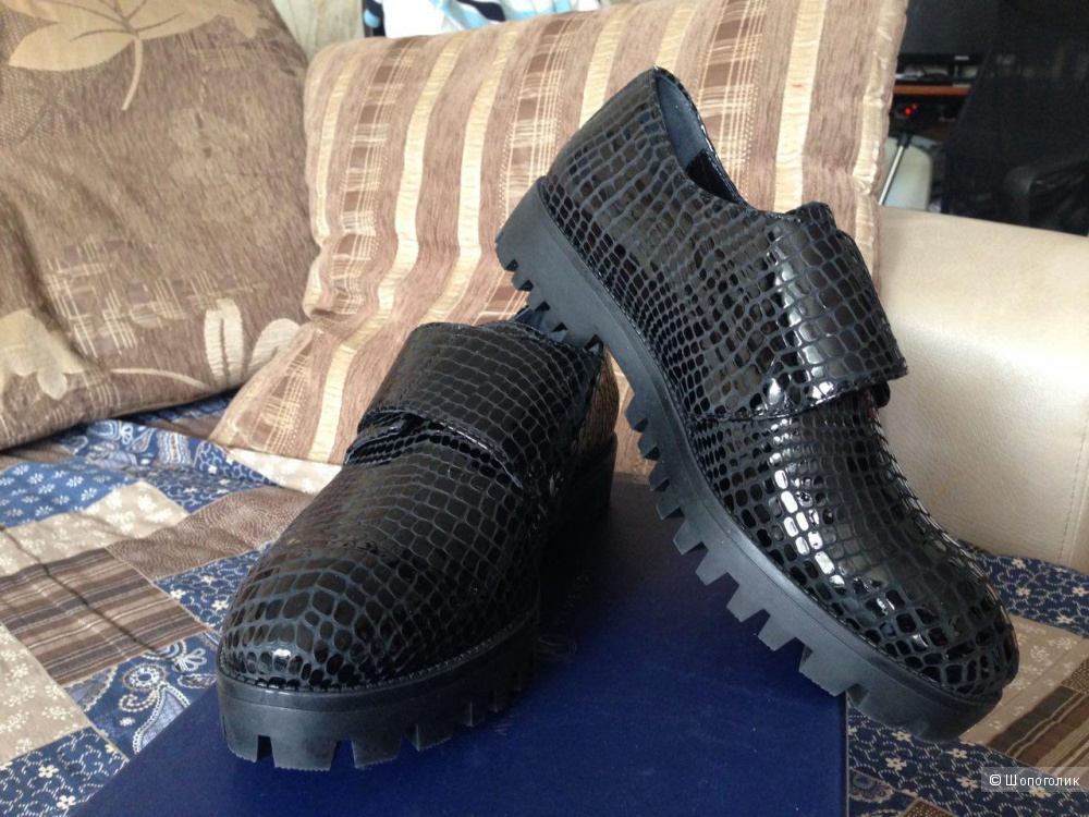 Продам дизайнерские туфли MODUS VIVENDI, размер 40