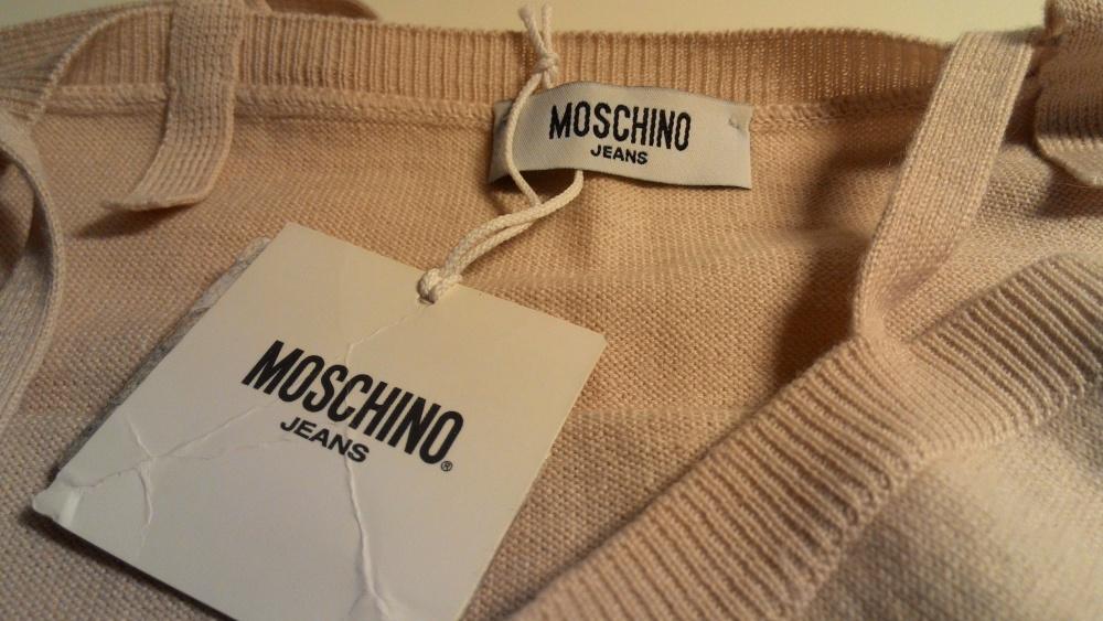 Топ  трикотажный Moschino