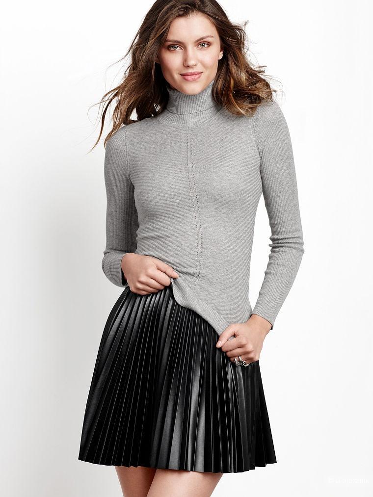 Новая юбка Victoria Secret из экокожи размер 8