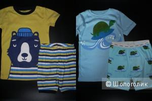 Новые пижамы 5-6 лет